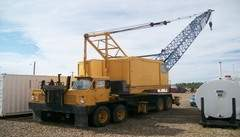 Lattice Boom Mobile Cranes